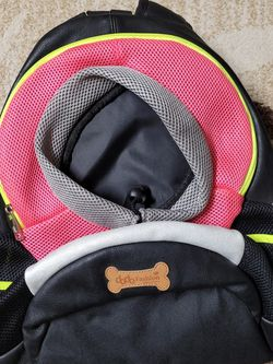 Dog Mesh Carrier Backpack for Sale in Hawthorne,  CA