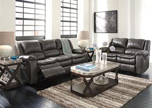 Reclining sofa and love seat both for Sale in Hialeah, FL