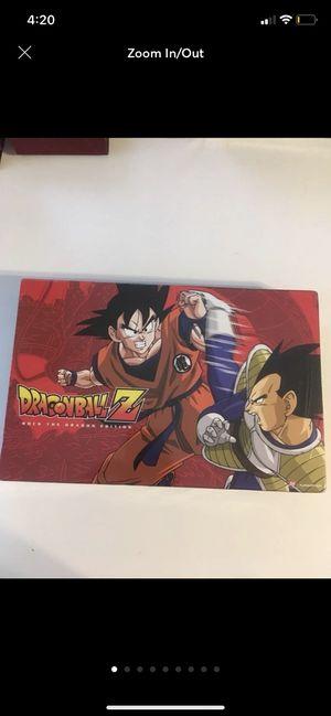 Dragon ball z rock the dragon dvd for Sale in Modesto, CA
