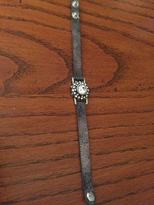 Snap brown bracelet for Sale in Nashville, TN