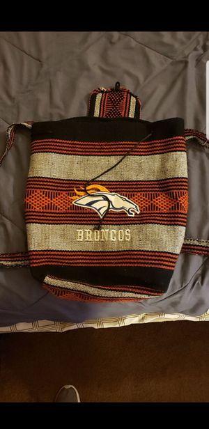 Denver's Broncos Backpack for Sale in Los Angeles, CA