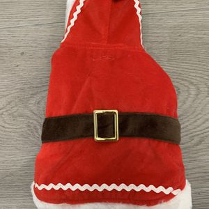 NEW Target Christmas Holiday Red Dog Pet Santa Suit Costume Size XS for Sale in Irvine, CA