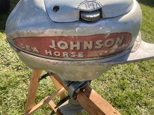Boat motor. Needs tlc for Sale in Mentor, OH