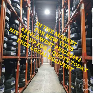 Brand New tires LOWEST PRICE $$$# for Sale in North Miami, FL