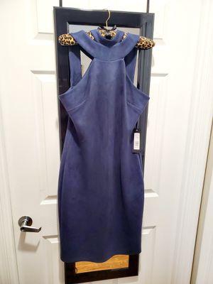 Never Worn - Bebe Ladies Size 12 Navy Blue for Sale in Alexandria, VA