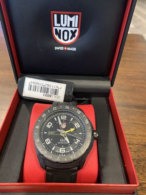 Luminox Carbon Watch GMT for Sale in Corona, CA