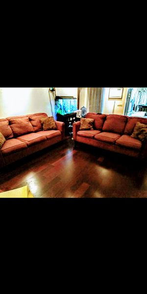 $250 - 2 Matching Couches for Sale in Fresno, CA
