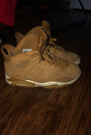 Jordan retro 6 (Wheat's) Size 9 for Sale in Smyrna, TN