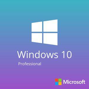 Windows 10 Pro code 32/64 bit (lifetime) for Sale in Chicago, IL