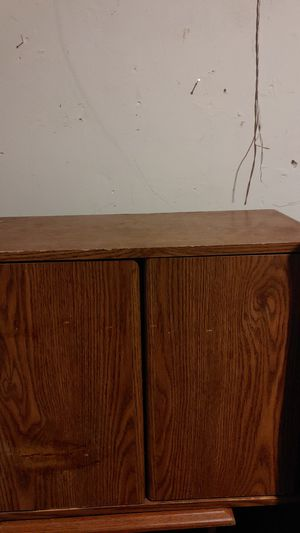 Cabinet with shelves good for storage for Sale in Stockton, CA