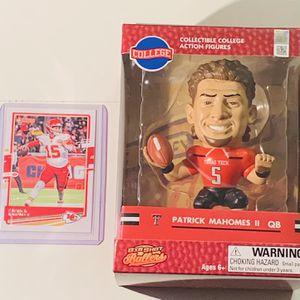 Patrick Mahones Collectible & Card Bundle for Sale in San Antonio, TX