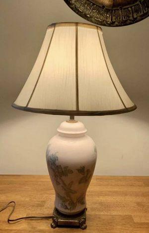 Vintage Antique Porcelain Table Lamp for Sale in Chapel Hill, NC