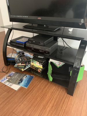 Entertainment center for Tv and game systems for Sale in Austin, TX