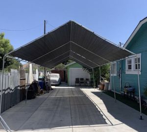 New Heavy duty Size available 20x20 20x30 20x40 20x50 And more Price depends on the size Canopy Tent Carport Canopie Canopies Carpa for Sale in Orange, CA