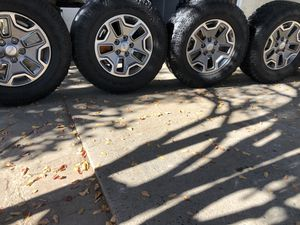 Jeep wheels for Sale in Fresno, CA