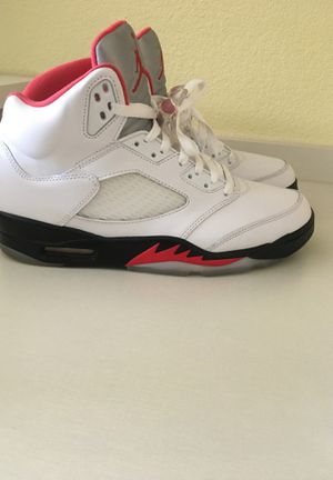 Jordan 5s fire red brand new for Sale in Maple Heights, OH