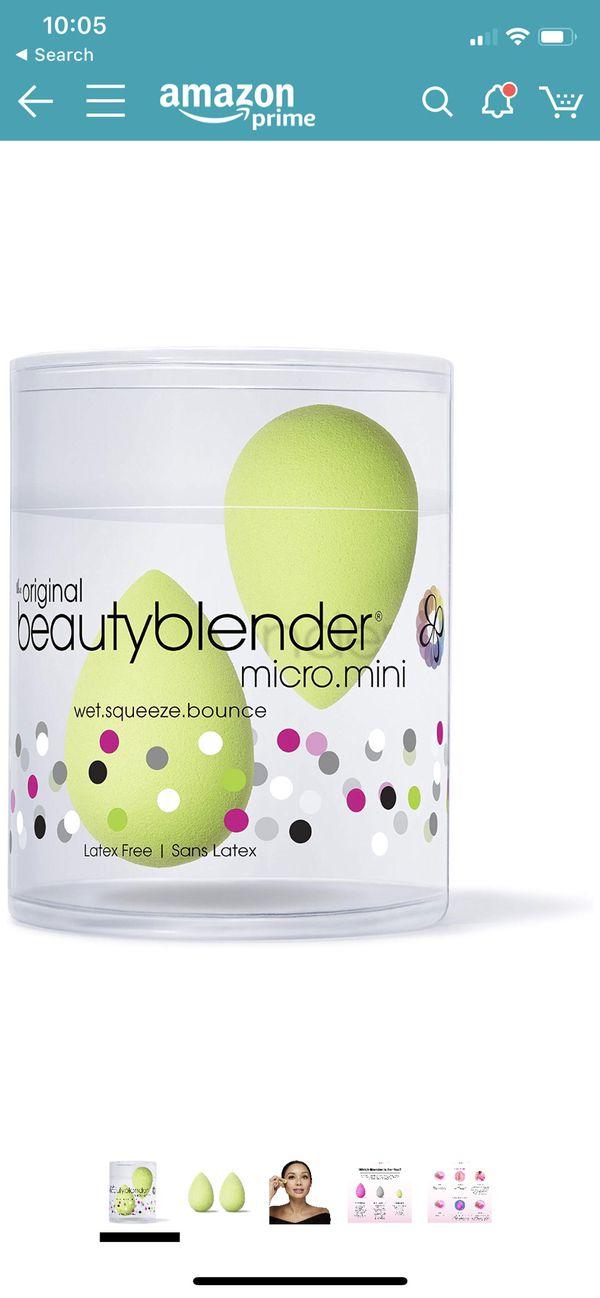 Micro Beauty Blender
