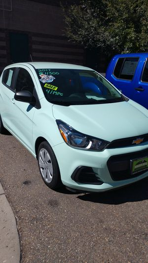 2017 Chevy Spark ls for Sale in Longmont, CO