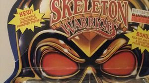 SKELTON WARRIORS. RARE RECALLED for Sale in Las Vegas, NV
