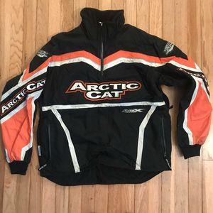 Arctic Cat snowmobile jacket* Mens Medium for Sale in Spokane, WA