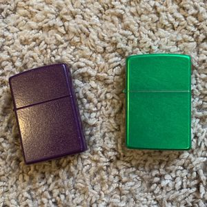 2 Zippo Lighters for Sale in Arlington, VA