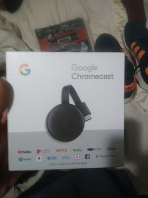 Google Chromecast for Sale in Aberdeen, WA