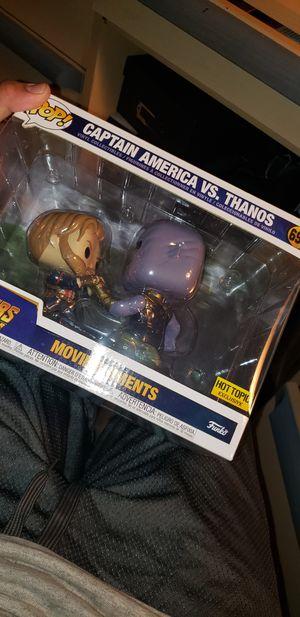 Captain America v Thanos Pop for Sale in Montebello, CA