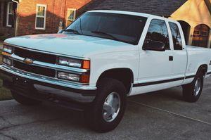 1998 Silverado Chevrolet 4x4 Automatic V8 for Sale in Shreveport, LA