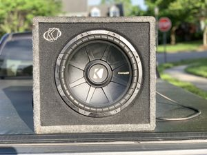 Subwoofer for Sale in Bowie, MD