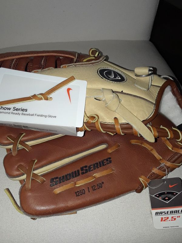 New Nike Baseball glove.