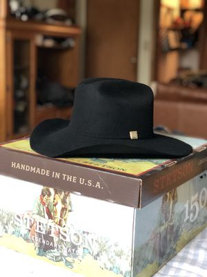 741801205de Stetson Hat Size 7 3 8 (Barely Worn) for Sale in Hayward