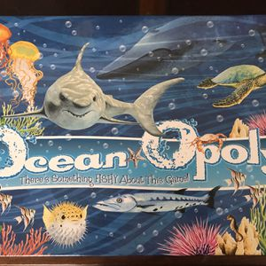 Kids monopoly Game Ocean Opoly NEW! for Sale in San Diego, CA