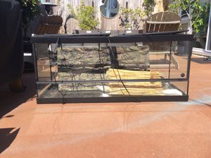 75gallon reptile tank for Sale in Hercules, CA