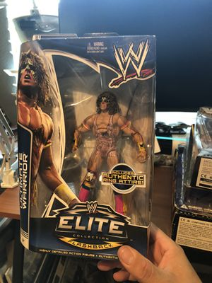 Wrestling action figures for Sale in Perris, CA