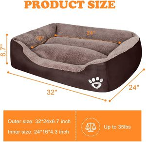 XL Pet Dog Bed NO RETURN for Sale in Rowland Heights, CA