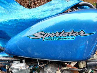 Harley Sportster Tank for Sale in Hoquiam,  WA