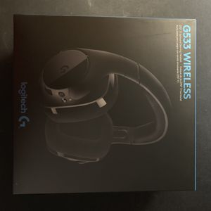 Logitech G533 Wireless Gaming Headset – DTS 7.1 Surround Sound – Pro-G Audio Drivers for Sale in Los Angeles, CA