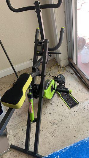 Exercise spin bike for Sale in Plantation, FL