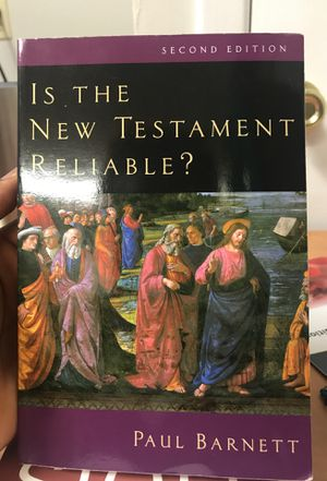 Is the New Testament Reliable for Sale in Frostproof, FL