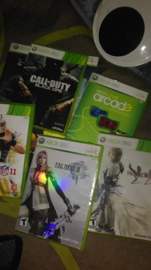 Xbox 360 game bundle for Sale in Mableton, GA