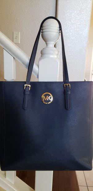 Authentic navyblue Michael Kors handbag for Sale in Avondale, AZ