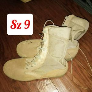 Combat Boots for Sale in Hanna City, IL