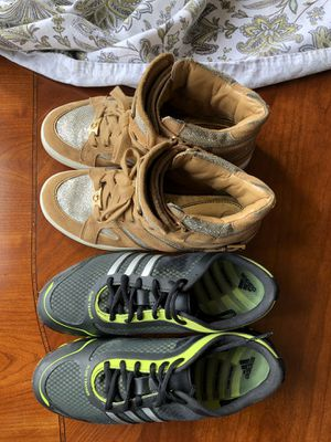 Michael Kors & Adidas shoes for Sale in Springfield, VA