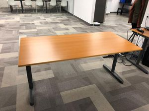 """Office desk 5 available 63""""/31""""/31"""" adjustable $99 each for Sale in San Jose, CA"""