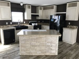 New 2019 3 bed 2 bath manufactured home. (Tejas Homes) for Sale in Tomball, TX