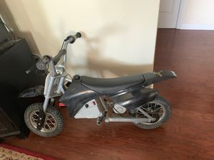 Electric dirt bike for Sale in Dupo, IL