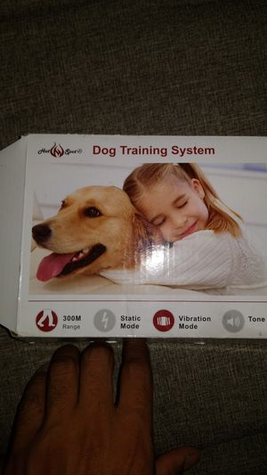 Hotspot dog training collar for Sale in Knightdale, NC