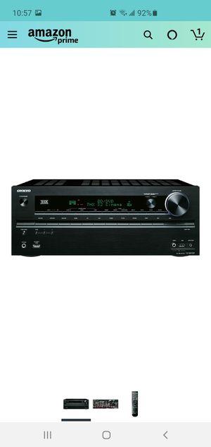 Onkyo TX-NR709 Audio Video Reciever THX HDMI 7.2 for Sale in Grove City, OH