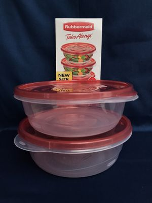 TakeAlongs food storage containers - 2 for Sale in Bolingbrook, IL