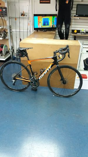 Giant Defy 3 Advanced Mens Road Bike Bicycle for Sale in Oakland Park, FL